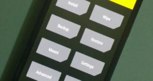 شرح كيفية عمل ريكفري معدل لهاتف Note 2 SM-N7105