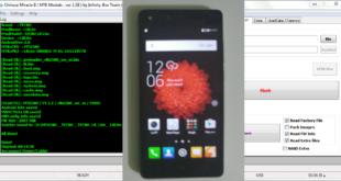 تحميل الفلاشة الرسمية المسحوبة لهاتف Tecno L8 Lite