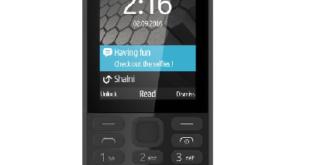 الفلاشة العربي لهاتف Nokia 216 Dual SIM RM-1187