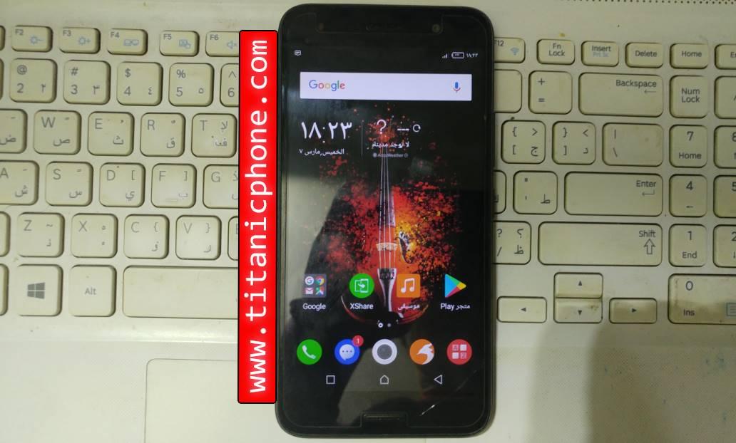فلاشة X559C مسحوبة Infinix Hot 5 مجرب 100%