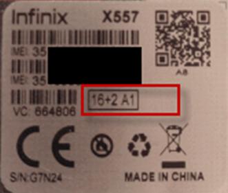 Infinix X557 Dead After Flash