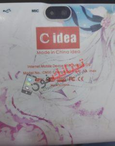 C idea CM30